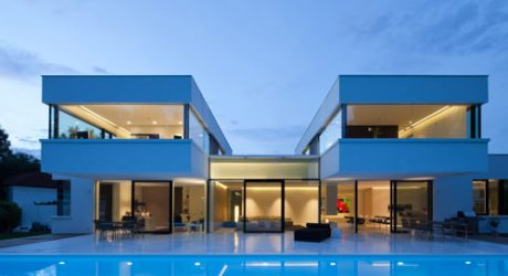 The HI-MACS® House in Bavaria, Germany