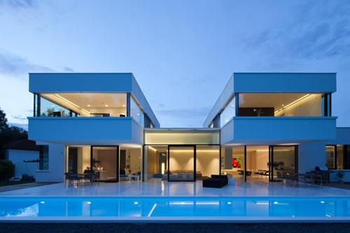 The HI-MACS® House in Bavaria, Germany