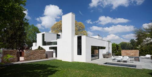 Jigsaw Residence by David Jameson Architect ...