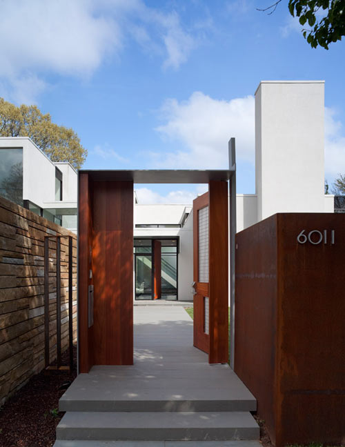 Jigsaw Residence by David Jameson Architect in main architecture  Category