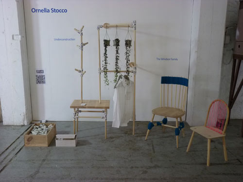LDF 2011: Designersblock Part 1 in main home furnishings  Category