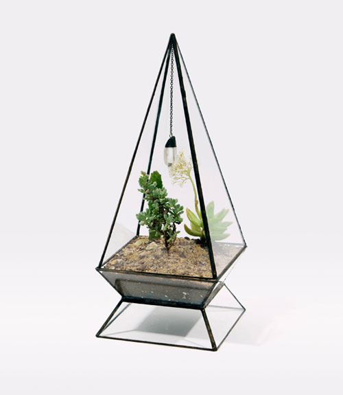 Score+Solder Terrariums in home furnishings art  Category