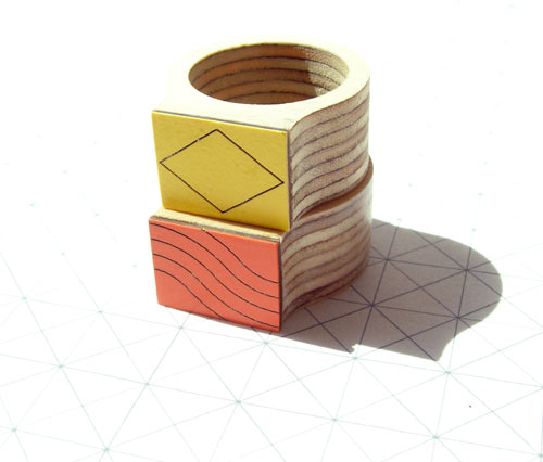 TANgRAM Jewelry by Bandada
