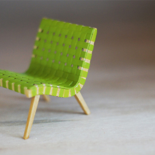 TheBrickHouse Chair