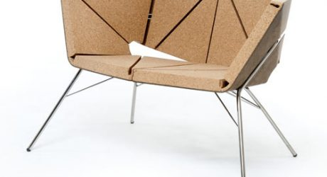 Vinco Chair by Corque Design