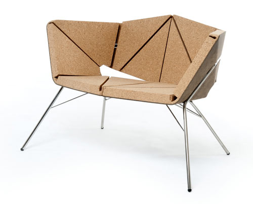 Vinco Chair by Corque Design in home furnishings  Category