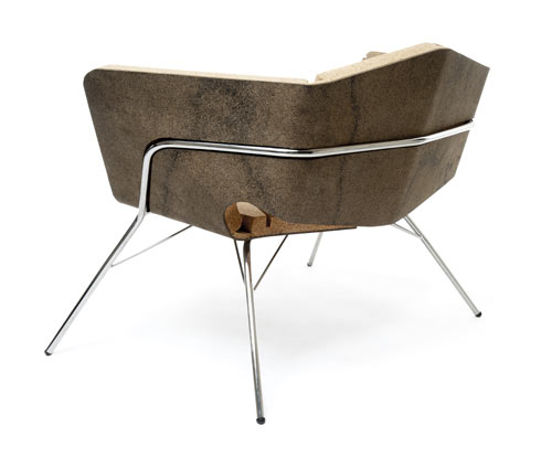 Vinco Chair by Corque Design in main home furnishings  Category
