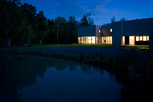 The Wilderness House by Paul+O Architects in architecture  Category