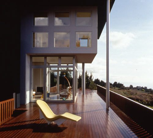 The ACME House in Maui by Ettore Sottsass in main architecture  Category