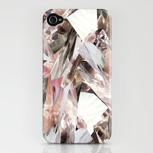 Fresh From The Dairy: Patterned iPhone Cases in technology style fashion main art  Category