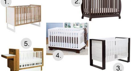 Find a Modern Crib with Cymax
