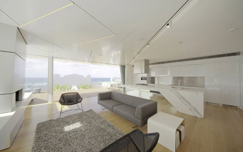 Skim Milk: Minimalist Apartments