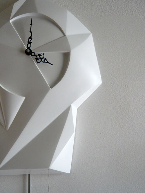 CuCoo Clock by Stefan K. Hepner