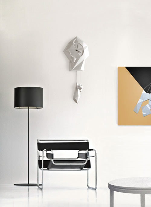 CuCoo Clock by Stefan K. Hepner in main home furnishings  Category