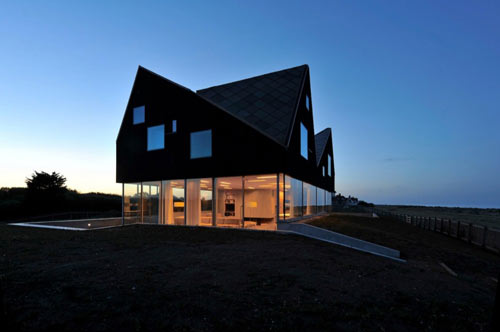 Dune House by Jarmund/Vigsnæs AS Architects