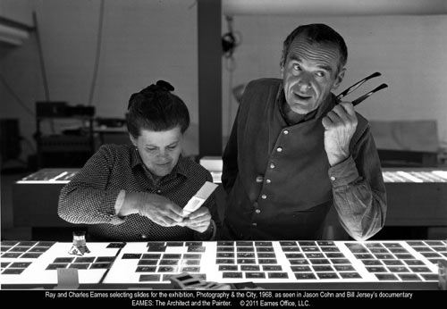 Eames: The Architect and The Painter in main  Category