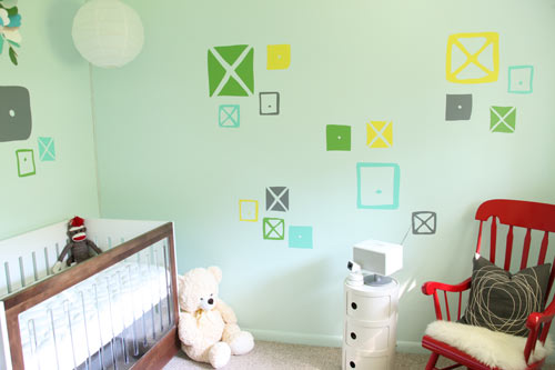 The Finished Nursery (and Welcome Little Milk!)