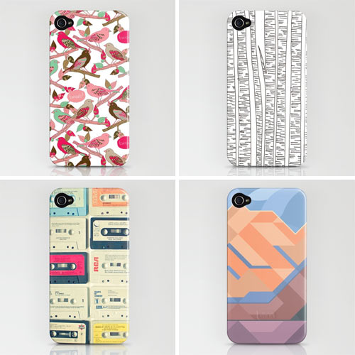 cool iphone cases fresh from the dairy patterned iphone cases design milk