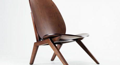 Klassiker Chair by Minwoo Lee