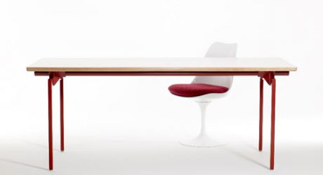 Antenna Desk by Knoll