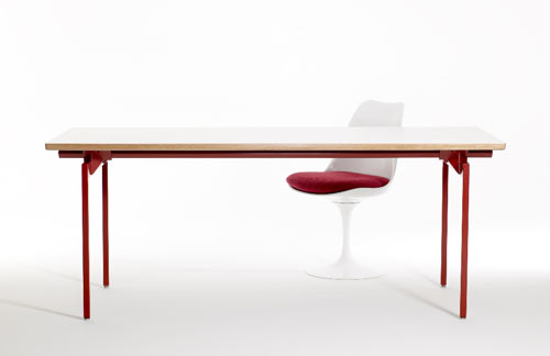 Attirant Antenna Desk By Knoll ...