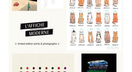 L'Affiche Moderne Print Giveaway
