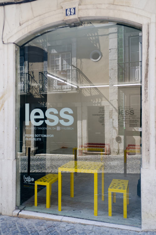 LESS by Pedro Sottomayor in main home furnishings art  Category
