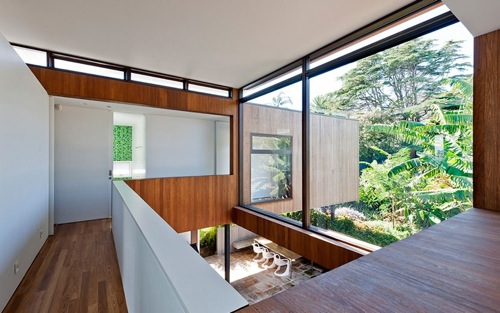 Flipped House by MCK Architecture in main architecture  Category