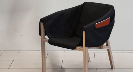My Reading Chair by Arunas Sukarevicius