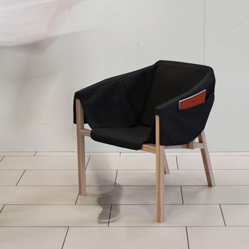 My Reading Chair by Arunas Sukarevicius