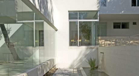Palmillas House by GLR Arquitectos