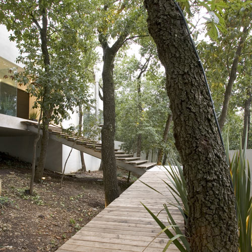 Palmillas House by GLR Arquitectos in main architecture  Category