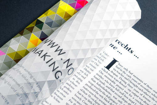 Novum Magazines Foldable Paper Cover in main art  Category