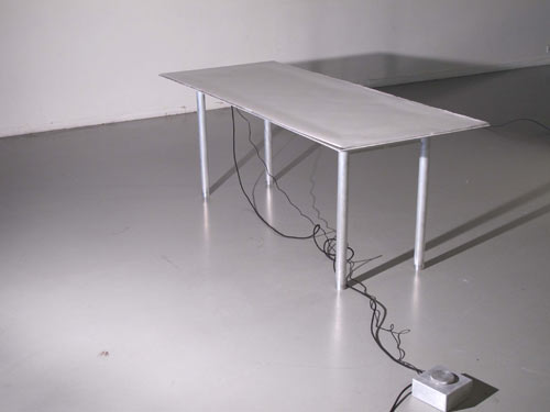 Paraffin Table by Tom Gottelier in home furnishings  Category
