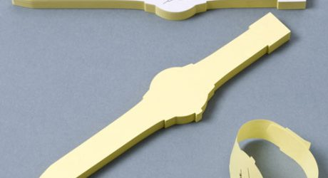 Post-It Note Watch