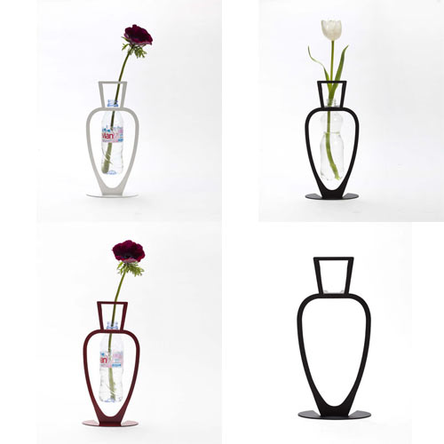 Image Result For Flower Vase Out Of Glass Bottle