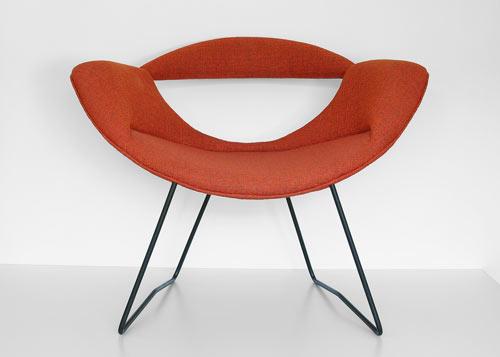 Rumi Armchair from Karre Design
