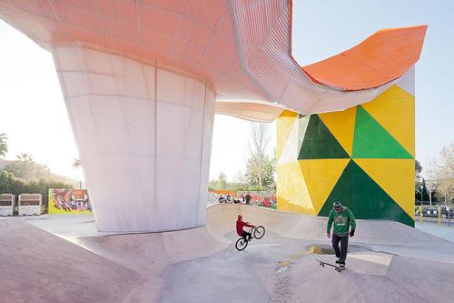 Factoria Joven Skate Park