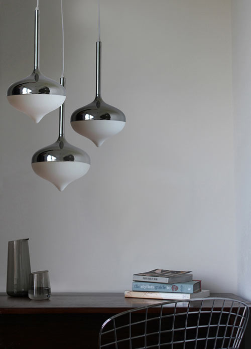 Spun Lamps by Evie Group in main home furnishings  Category