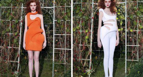Sylvio Giardina's Spring/Summer 2012 Collection