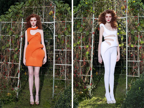 Sylvio Giardina's Spring/Summer 2012 Collection