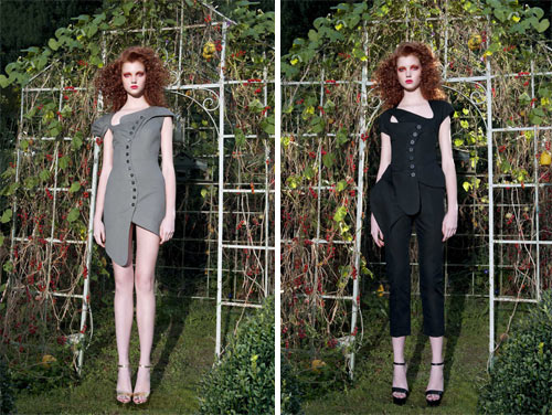 Sylvio Giardinas Spring/Summer 2012 Collection