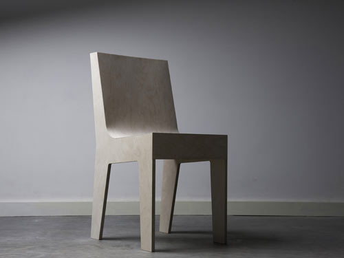 Void(wood) by Pieter and Thijs Bedaux