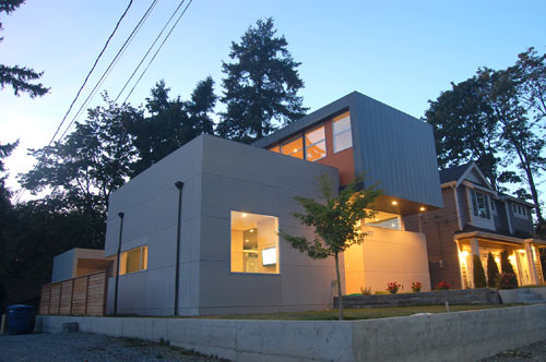 Z House by Pb Elemental Architecture in main architecture  Category