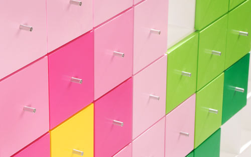 8 Bit Drawers by Bakery Design in home furnishings  Category