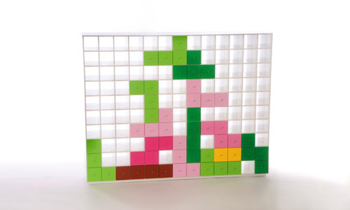 8 Bit Drawers by Bakery Design