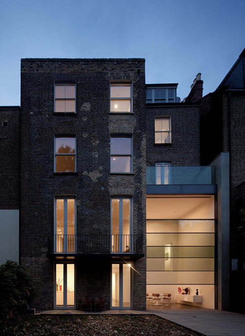 Bassett Road House by Paul+O Architects in main architecture  Category