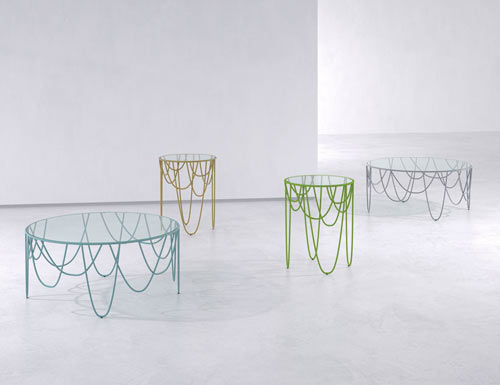 Drapery Table Collection by Nathan Yong in home furnishings  Category