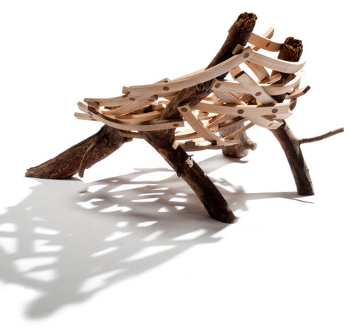 Eyrie Chair by Floris Wubben in main home furnishings art  Category