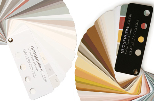 The Guggenhiem Museums Paint Collection